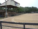 Sign & Arena at Brian's Ranch